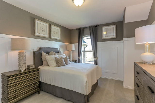 Cypress tx towne lake premier magnolia secondary bedroom for Bedroom furniture 77584