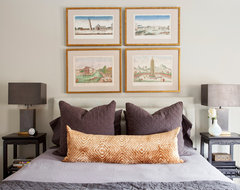 Houzz Tour: Modern History transitional-bedroom
