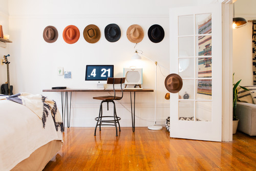 My Houzz: The Inspired Home of Artists