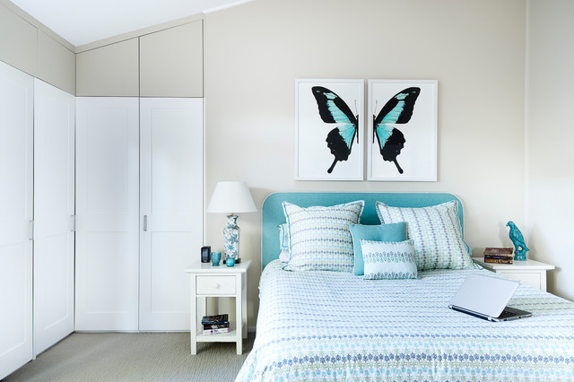 HP Residence contemporary-bedroom