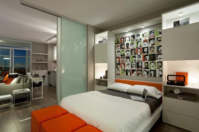 HQ modern-bedroom