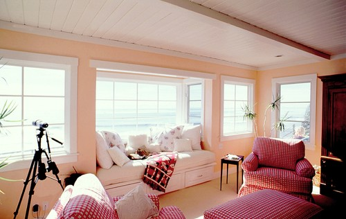 gallery for light peach color on walls