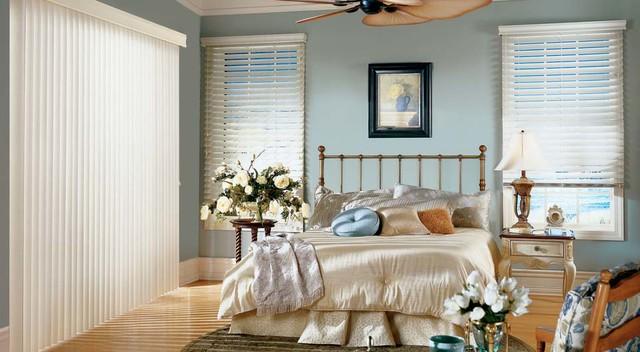 Hunter Douglas bedroom
