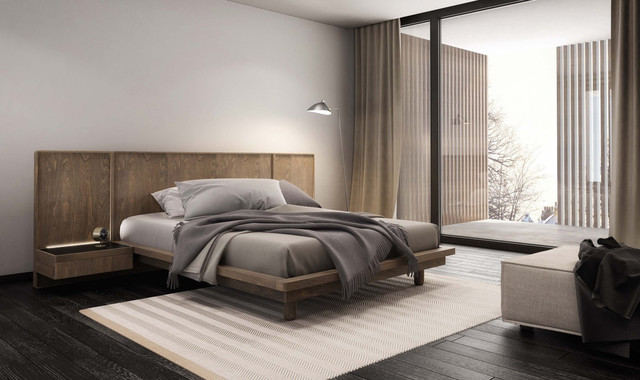 contemporary small bedroom huppe surface bedroom set umodstyle ny modern 11233