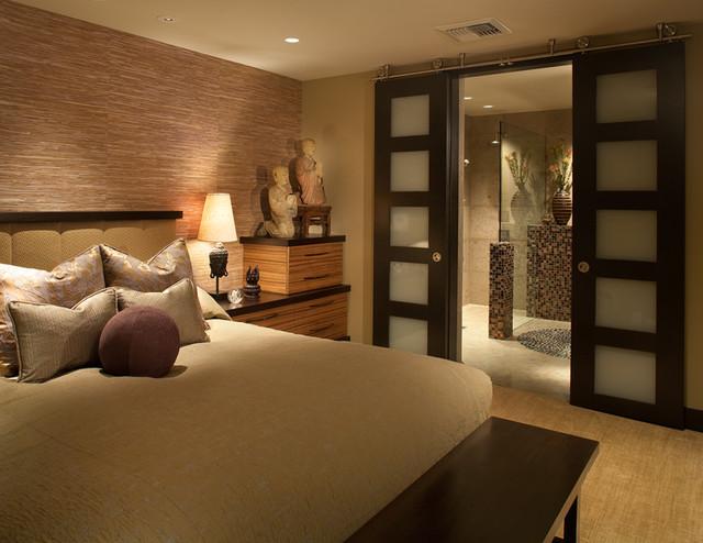 Huxford Bayside asian-bedroom