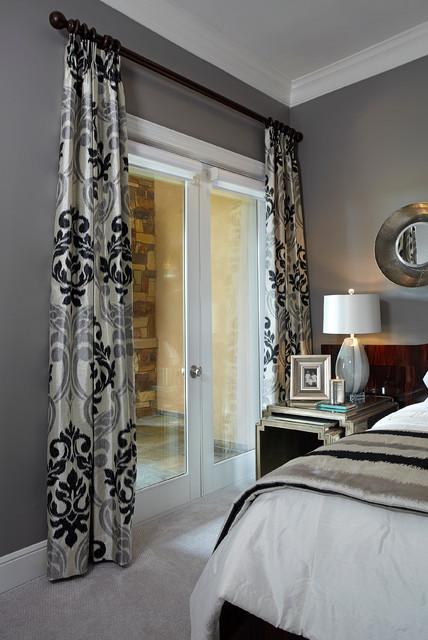 IBB Design contemporary-bedroom