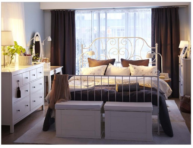 Ikea Bedroom Ideas 2010 traditional-bedroom