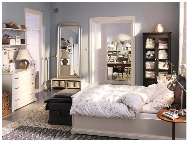Ikea bedroom ideas 2010 for Ikea grey bedroom furniture
