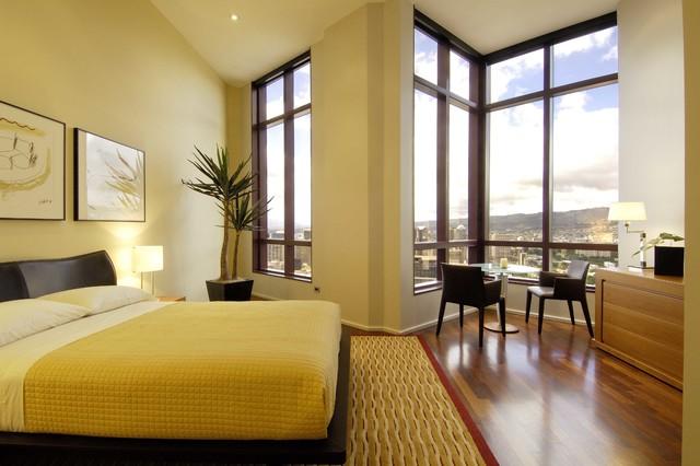 Bedroom - bedroom idea in Hawaii