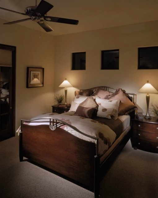 Indian Wells Country Club contemporary-bedroom