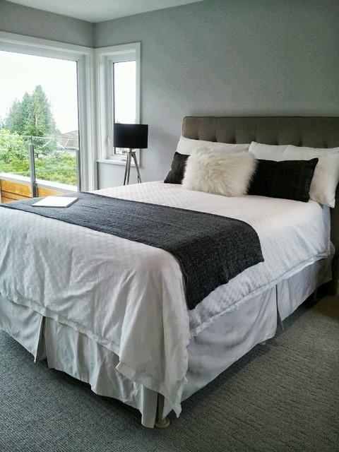 Inglewood Master Bedroom - After modern-bedroom