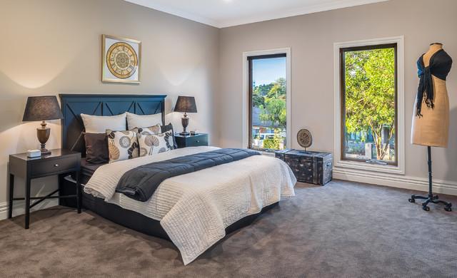 Ingram St Glen Waverley Traditional Bedroom