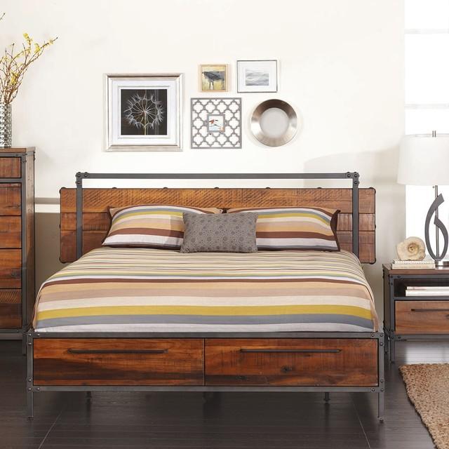 insigna queen bed