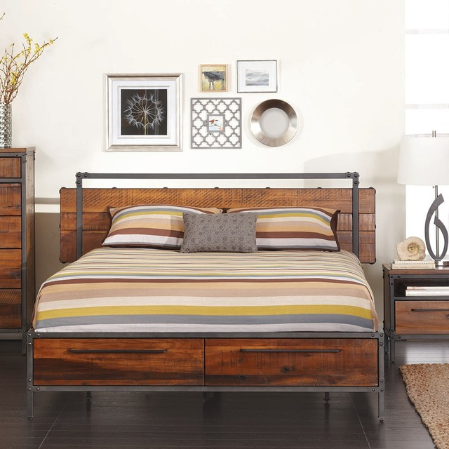 insigna queen bed