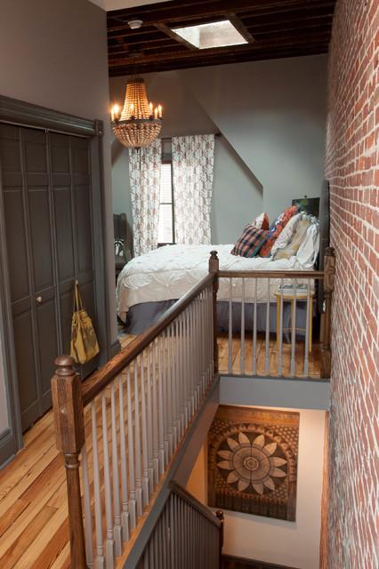 Inspiring Urban Fairy Tale Eclectic Bedroom