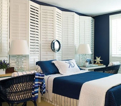 Interesting Headboard Ideas - Beach Style - Bedroom - Miami - by ...