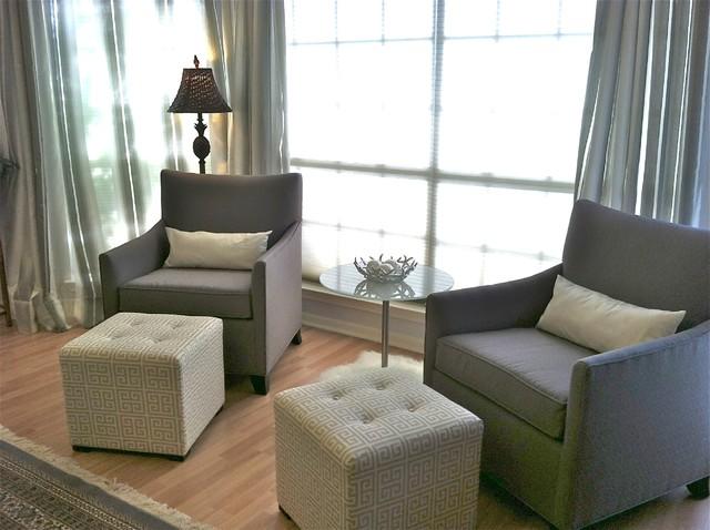 Interior design contemporary-bedroom