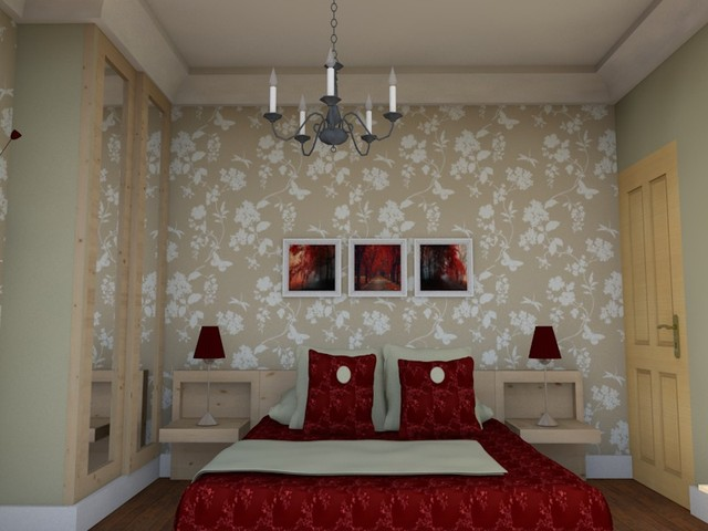 Interior design for a traditional bedroom for Interior design bedroom traditional