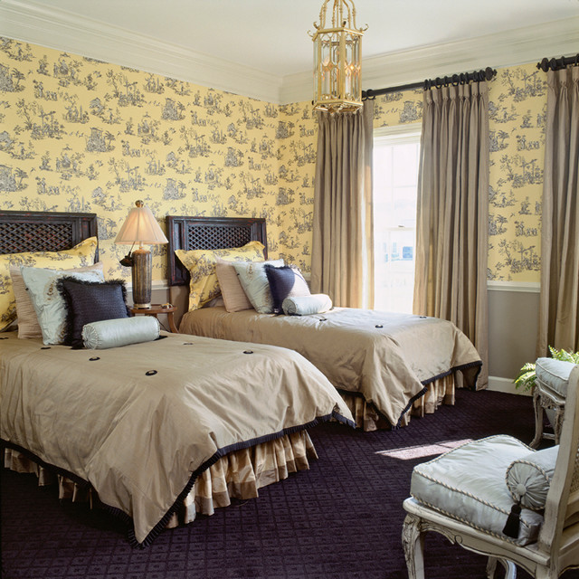 Interior design residential traditional bedroom dc for Interior design bedroom traditional