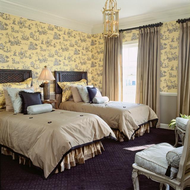 Interior design residential traditional bedroom dc for Interior design bedroom traditional