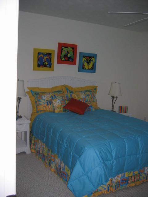 Interior Designer/Owner traditional-bedroom