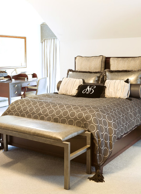 Interior designer paige patterson at sheffield furniture - Ashley wilkes bedroom collection ...