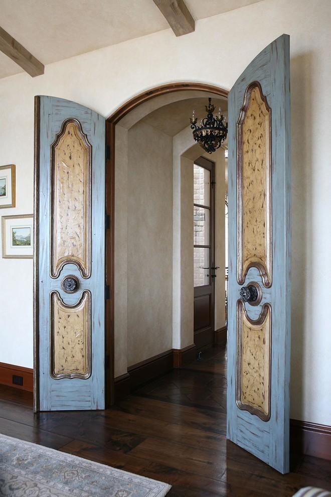 Interior Doors - Mediterranean - Bedroom - Orange County - by LCR Furniture & Design, Inc.