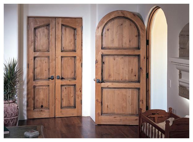 Interior Doors craftsman-bedroom