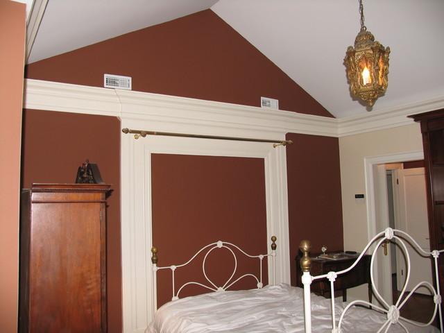 Interior House Painting Around Toronto contemporary-bedroom