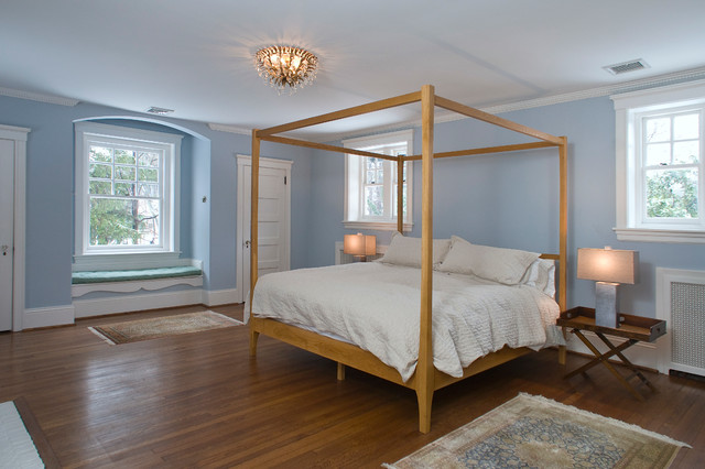 Interior paint projects contemporary bedroom philadelphia by
