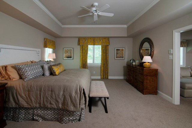 Interior Paint Projects Transitional Bedroom Philadelphia By Nolan Painting Inc