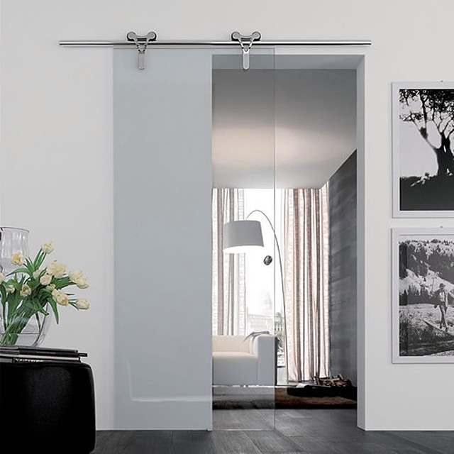 Interior Sliding Glass Door Bedroom Dc Metro By Dulles Glass And Mirror Houzz Au
