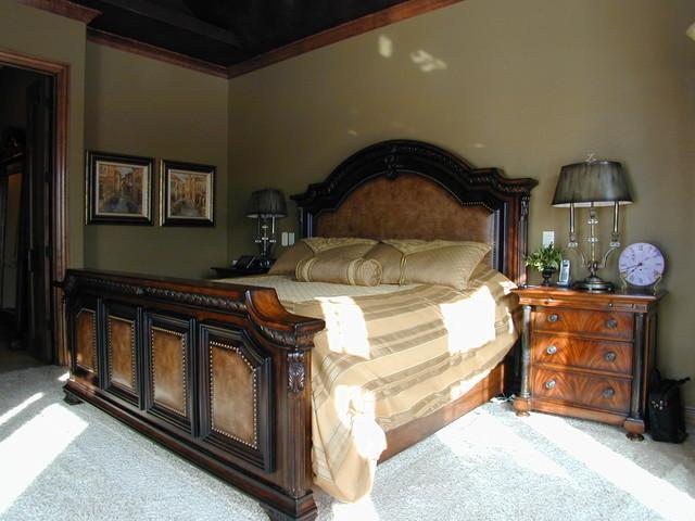interior spaces bedroom