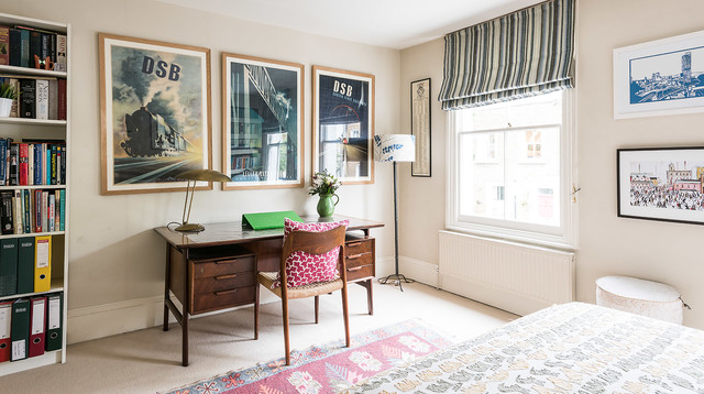 Interior styling 4 traditional bedroom london by for Interior stylist london