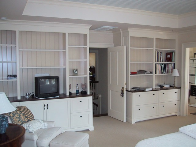 Interiors traditional-bedroom
