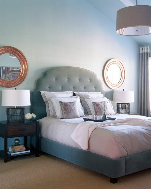 interiors klassisch modern schlafzimmer los angeles. Black Bedroom Furniture Sets. Home Design Ideas
