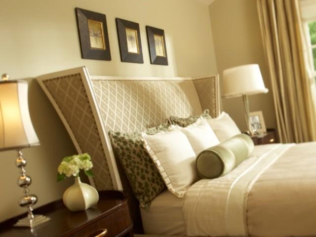 Interlachen Circle Residence Bedroom transitional-bedroom