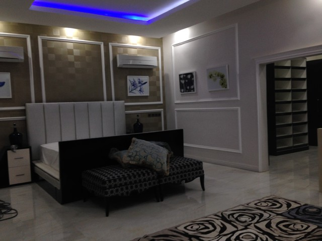 Iroko interior design sa private residence port harcourt for Interior home designs in nigeria