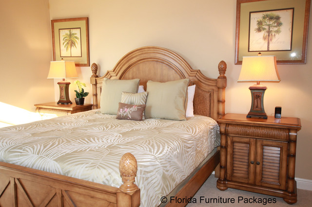 ... Feel - Tropical - Bedroom - orlando - by Florida Furniture Packages