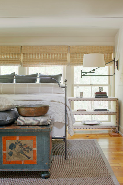Eclectic Bedroom by Linn Gresham Haute Decor