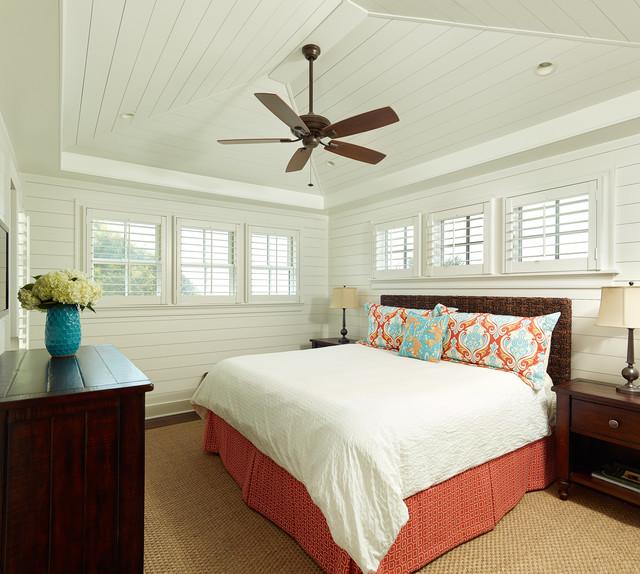 Isle Of Palms Tropical Bedroom Charleston By