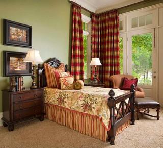 Arlington Tx Vacation Home Traditional Bedroom