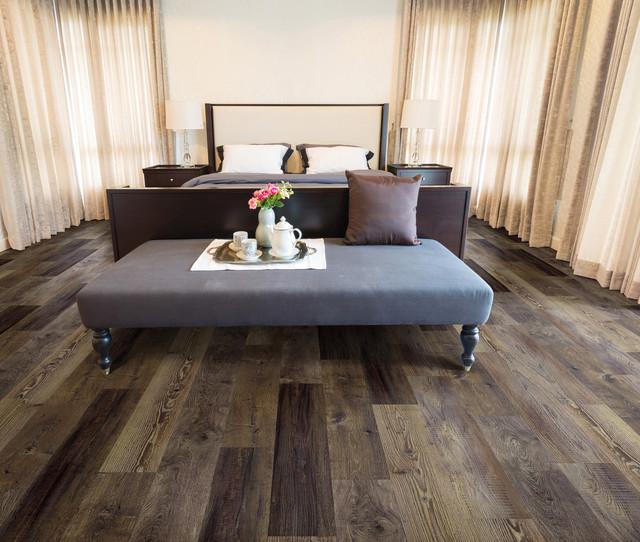 Laminate Flooring Bedroom: IVC Balterio Laminate Flooring