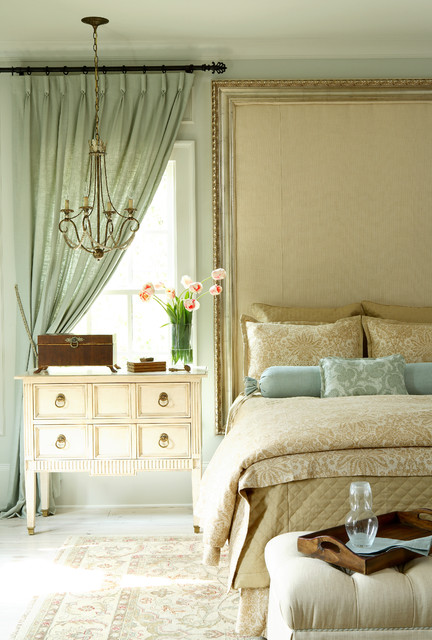 J. Hirsch Interior Design Portfolio traditional-bedroom