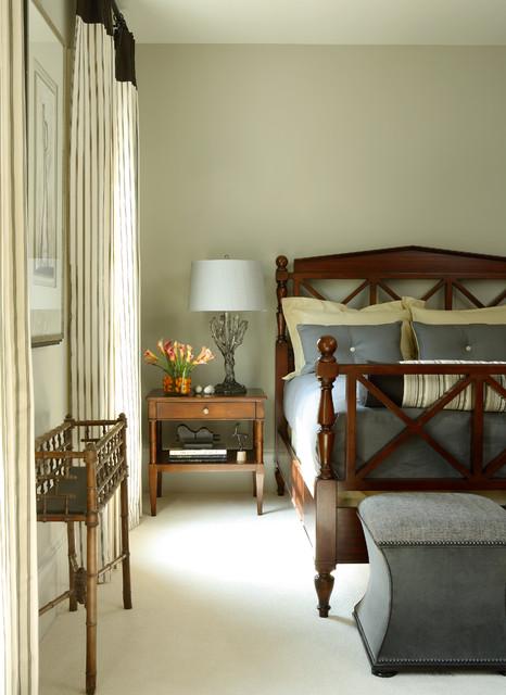 J. Hirsch Interior Design Portfolio traditional-bedroom