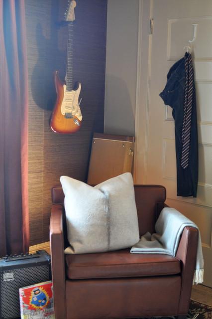 Jack's Bedroom: KGB Interior Design eclectic-bedroom