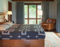 Jackson Hole Residence rustic-bedroom
