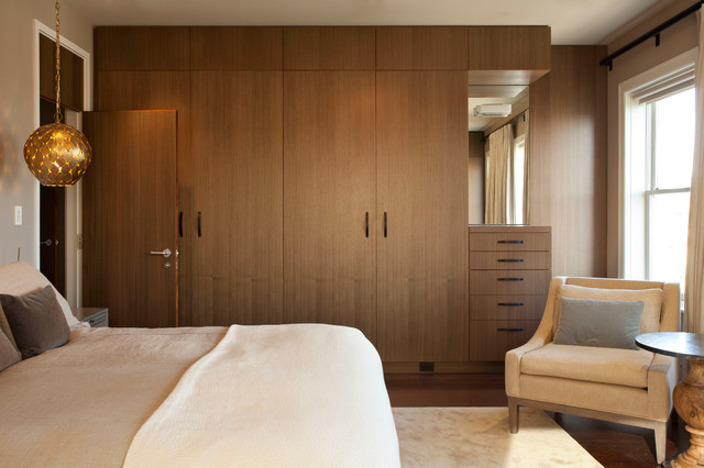 Jackson Penthouse / Roof Deck, San Francisco contemporary-bedroom