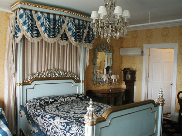 Jacquline Kennedy Suite traditional-bedroom