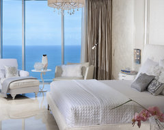 Jade Beach contemporary-bedroom